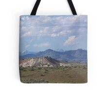 Denny Flat View of the Elkhorns - Eastern Oregon  Tote Bag