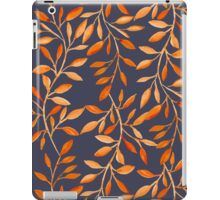 Autumn pattern iPad Case/Skin