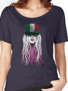 World Rebellion 2015 - ITALY Women's Relaxed Fit T-Shirt