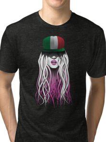 World Rebellion 2015 - ITALY Tri-blend T-Shirt