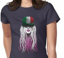 World Rebellion 2015 - ITALY Womens Fitted T-Shirt