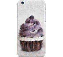 Blueberry Cupcake  iPhone Case/Skin