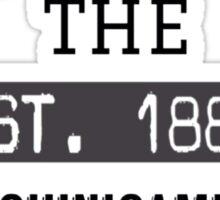 shinigami dispatch association Sticker