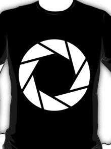 Aperture (white) T-Shirt