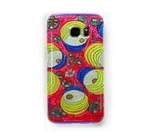 Thai Abstract Acrylic Doodle Samsung Galaxy Case/Skin