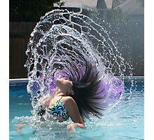 WATER ART Photographic Print