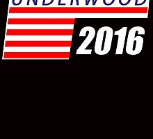 underwood 2016 by teeshirtz