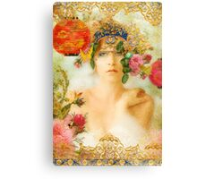 The Summer Queen Canvas Print