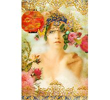 The Summer Queen Photographic Print