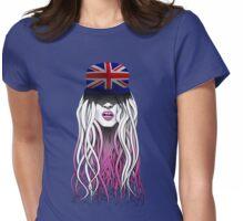 World Rebellion 2015 - UNITED KINGDOM Womens Fitted T-Shirt