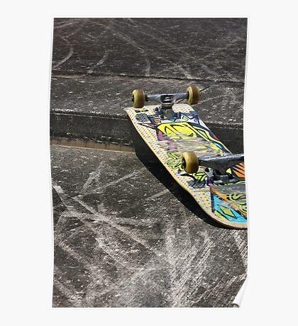 Street Skate Poster