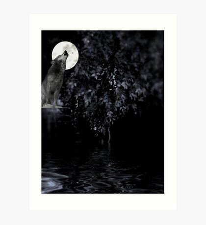 Eclipse - Jacobs Theme Art Print