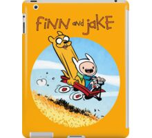 Finn and Jake iPad Case/Skin