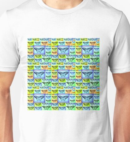 blue fantasy Unisex T-Shirt