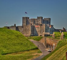 Dover Castle by 123ashleyp