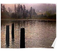 Calm in the San Juans Poster