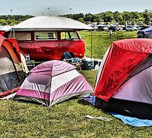 Family Camping by debidabble