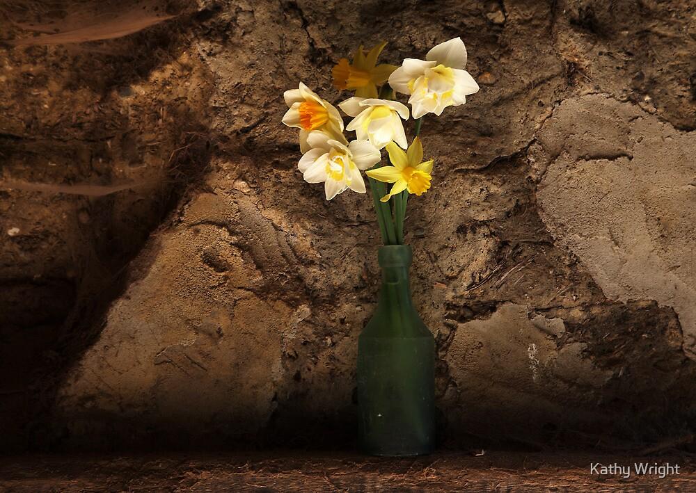 Daffodils by Kathy Wright
