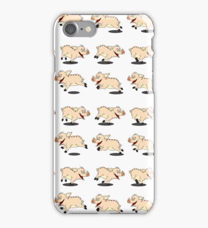 Run Liam! Run! iPhone Case/Skin