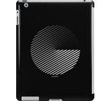 Stripes can be in a disc iPad Case/Skin