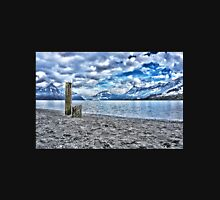 Cloudy day at lake lucerne T-Shirt