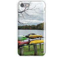 Fun in the Fall iPhone Case/Skin