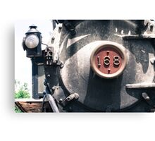ALL ABOARD!! Canvas Print