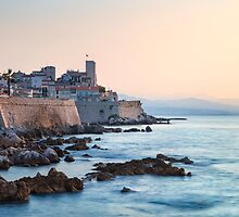 Antibes by Michael Breitung