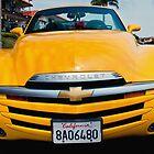 California Chevy by Wanda Dumas