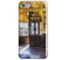 Olde Signal Box iPhone Case/Skin