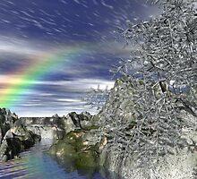 Winter Wonderland I by XadrikXu