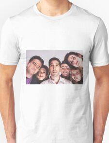 Friends Cast Selfie T-Shirt