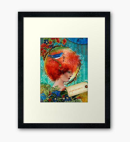 Daydreamer Framed Print