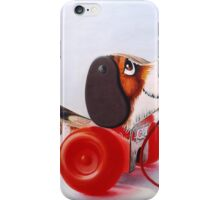 """Top Dog"" iPhone Case/Skin"