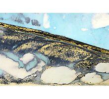 Cliff Walk Photographic Print