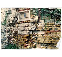 A Wall in Somers Gardens Poster