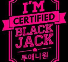 Certified 2NE1 BLACKJACK by skeletonvenus