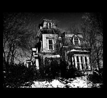 Your local creepy house by Beth BRIGHTMAN
