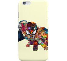 Spiderman on Acid iPhone Case/Skin