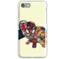 Spiderman on Acid iPhone Case/Skin