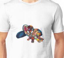 Spiderman on Acid Unisex T-Shirt