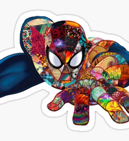 Spiderman on Acid Sticker