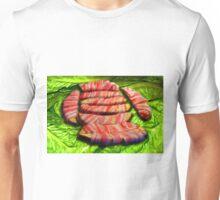 Bacon Awaiting the Bake Unisex T-Shirt