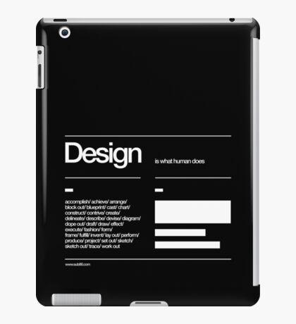Design iPad Case/Skin