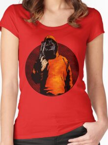 Keep Your Eye On The Prize Women's Fitted Scoop T-Shirt