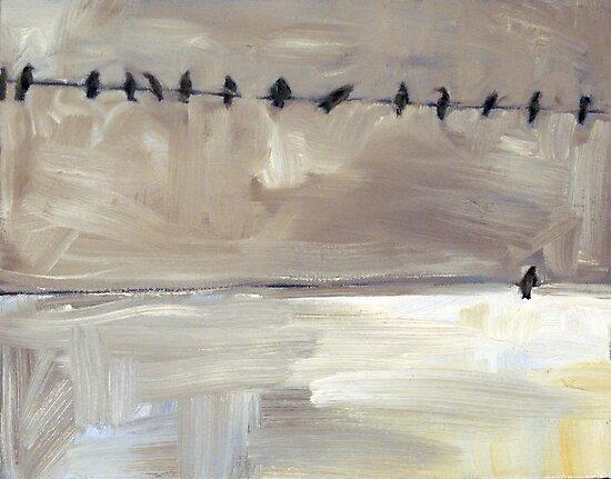 Looking Up 8 by Tara Burkhardt