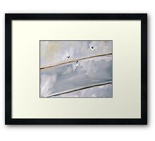 Looking Up 7 Framed Print