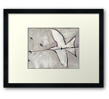 Looking Up 6 Framed Print