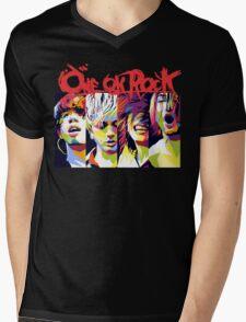 One Ok Rock ! Mens V-Neck T-Shirt