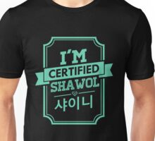 Certified SHINee SHAWOL Unisex T-Shirt